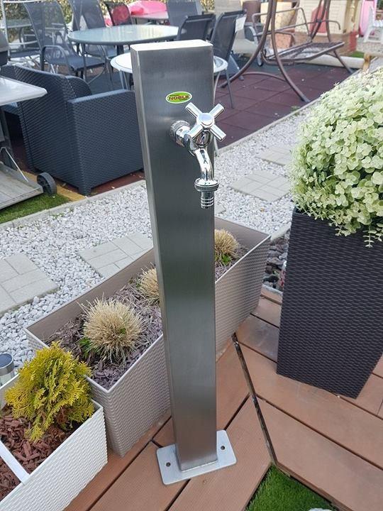db0db453da41 Záhradný vodovod NG Nerezz Matt - designový nerezový vodovod