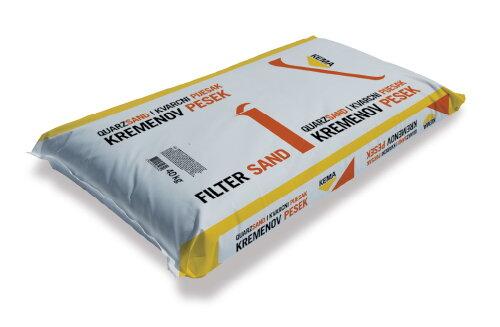 a909f386340d0 Filtračný piesok 25 kg - kremičitý filtračný piesok na filtráciu a čistenie  vody